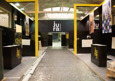 Salon Made In Jura stand personnalisé Dole-Tavaux