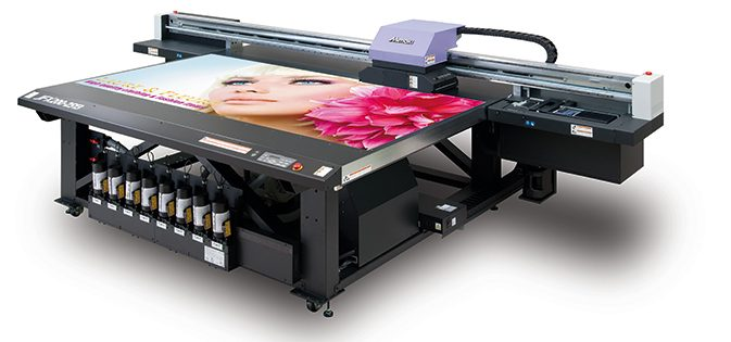 Table impression UV à plat Mimaki